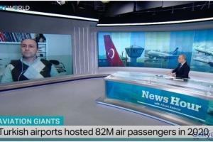 Tolga Özbek,TRT World'ün sorularını yanıtladı(video)
