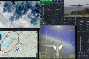 video#AKINCI,YeşilVatan'ı gökyüzünden izliyor