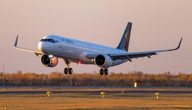 Air Astana resumes flights to the Maldives