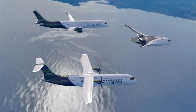 Airbus, Almanya ve Fransa\'da