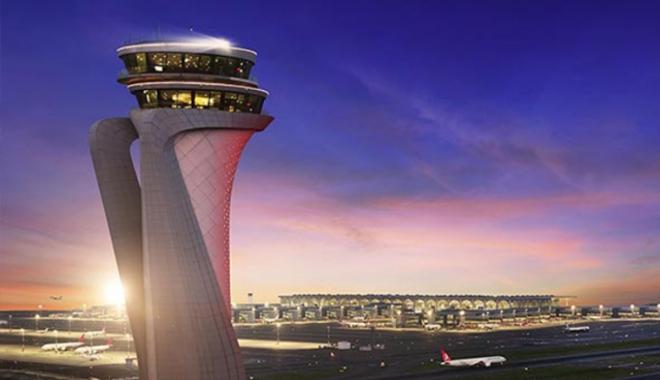 Avrupa\'nın en yoğun havalimanı İstanbul Havalimanı oldu