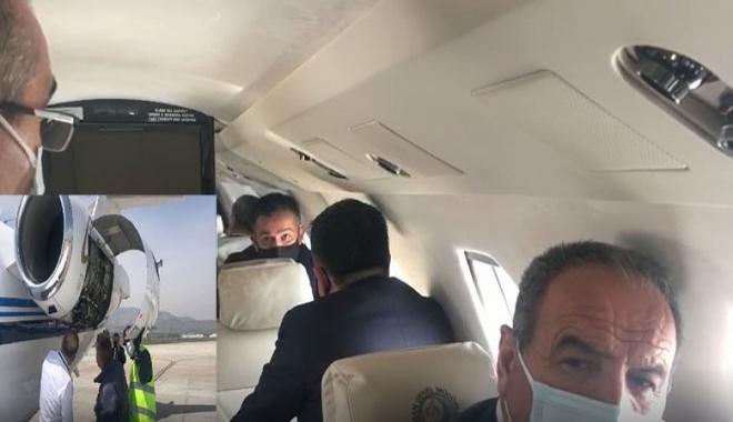 Bakan Pakdemirli, uçakta yaşadıklarını anlattı