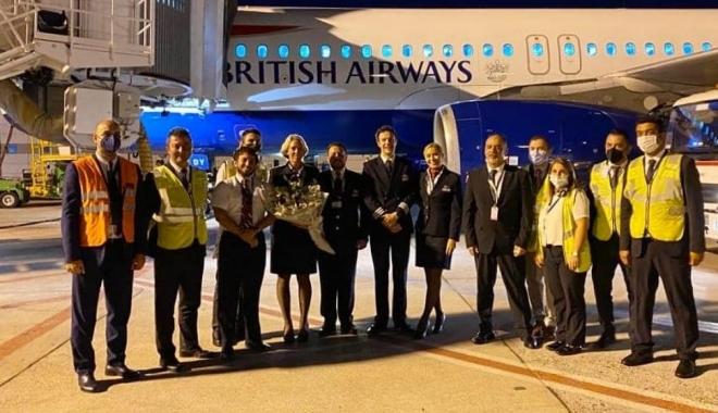 British Airways Antalya uçuşlarına başladı