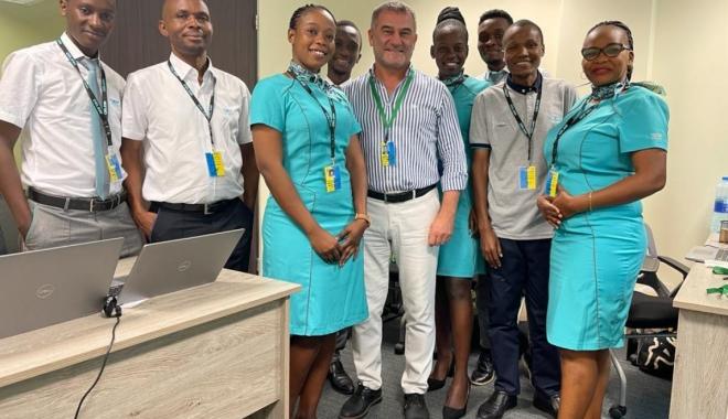 Çelebi Havacılık Global Ağına Tanzanya\'yı ekledi