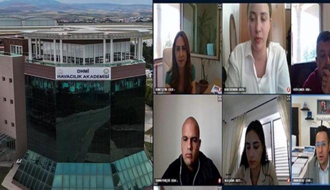 DHMİ\'den Kıbrıs\'a eğitim desteği