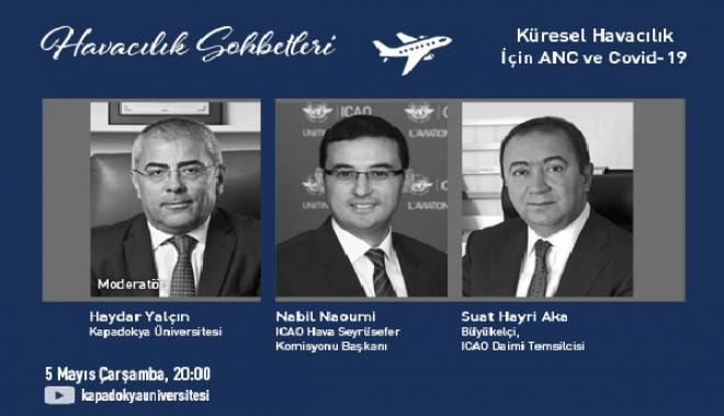 Havacılık Sohbetleri: Küresel Havacılık İçin ANC ve Covid-19