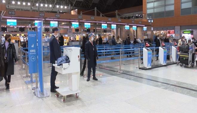 #İSG\'den İlk 4 ayda 5.5 milyon yolcu uçtu(video)