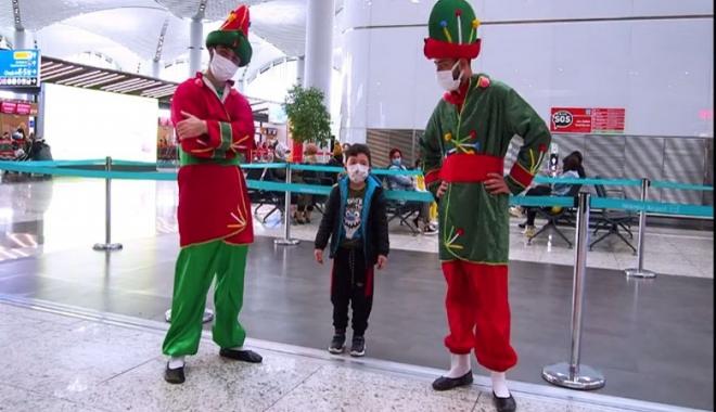 #İstanbul Havalimanı\'nda Ramazan#video