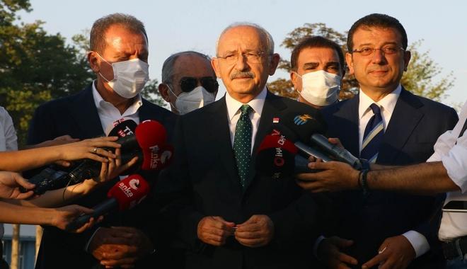 Kılıçdaroğlu: THK\'nın bir an önce ayağa kalkmasını istiyoruz