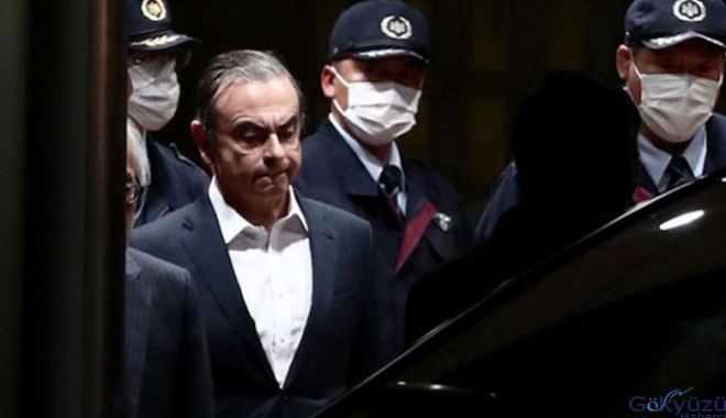 Nissan CEO'sunun kaçırılmasına ilişkin davada karar