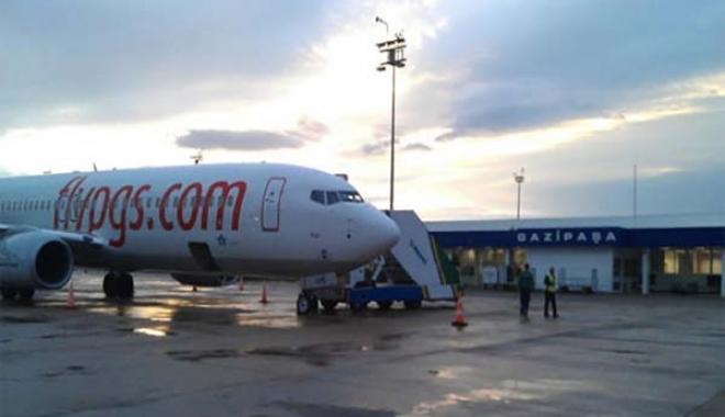 Pegasus Havayolları Kiev\'den GZP\'ye uçuş başlatıyor