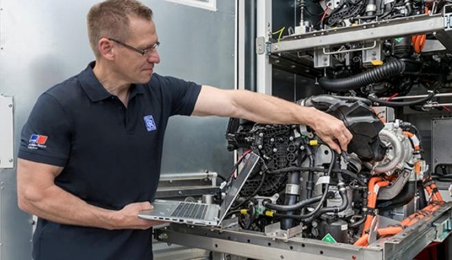 Rolls-Royce\'tan son teknoloji sıfır karbonlu yakıt hücresi