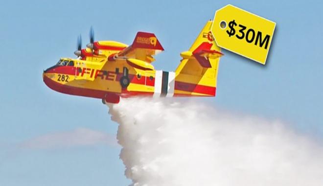 Super Scooper 30 milyon dolar#video