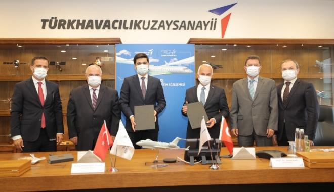 TUSAŞ \'HAVA SOJ\' projesinde yeni iş birliğine adım attı