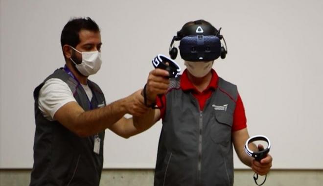 TUSAŞ\'tan 5 bin teknisyene sanal gerçeklik eğitimi