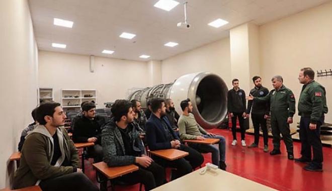 #Üniversitelerde havacılıkla ilgili bölümler revaçta