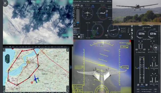 video#AKINCI,YeşilVatan\'ı gökyüzünden izliyor