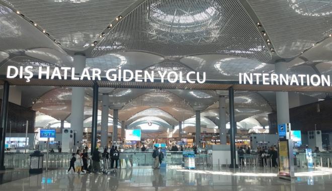 video#İstanbul Havalimanı\'nda arife günü sessizlik hakim
