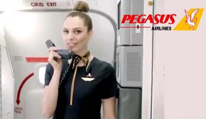 video#Pegasus Hava Yolları PCR testi istemeyecek!